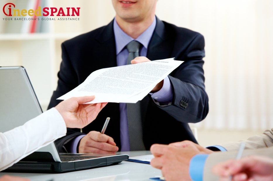 applying for a residence visa for non-lucrative purposes in Spain
